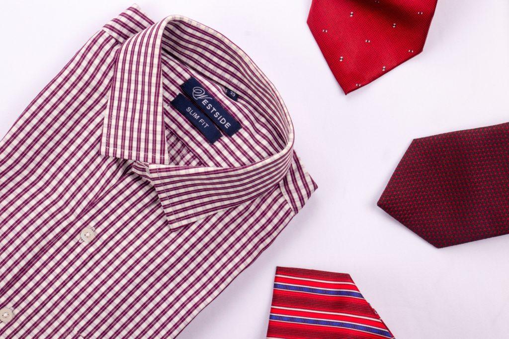 retouche couture de chemise